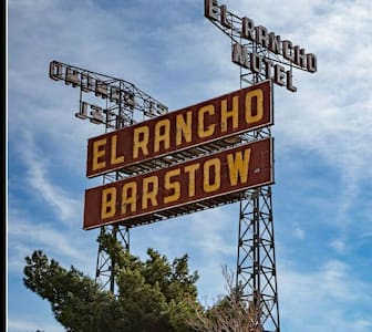"World renowned ""El Rancho Motel"" - Barstow - Apartment"