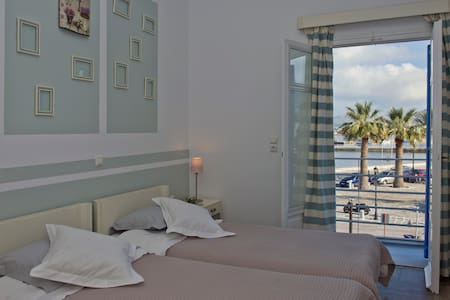 Hotel Oasis - Room with Sea View 2 - Paros