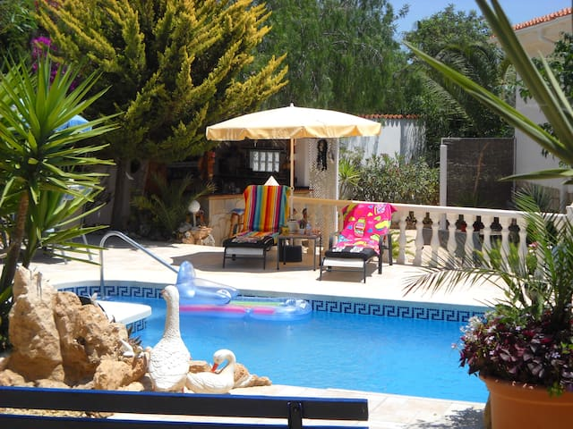 Benidorm /Apart/Pool/Bar/Private/ 2 - La Nucia - Byt