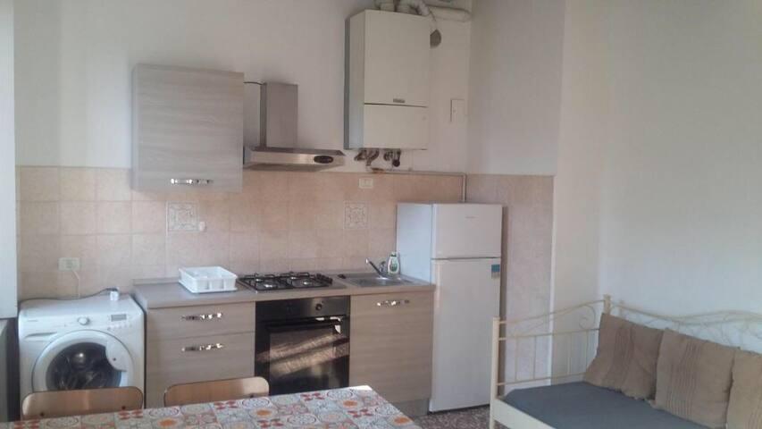Appartamentino Magenta
