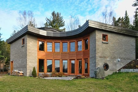 Modern country house in Lanaudière - Saint-Jean-de-Matha - Chalupa