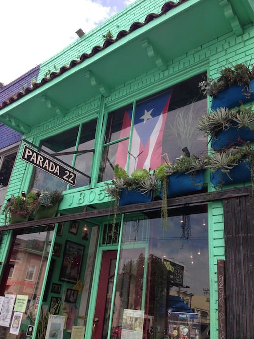 Photo of Parada 22 in Haight-Ashbury