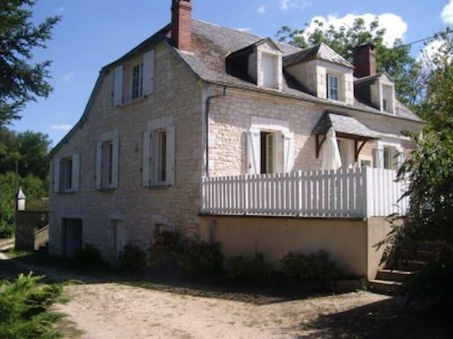 Maison familiale entre Sarlat et Rocamadour