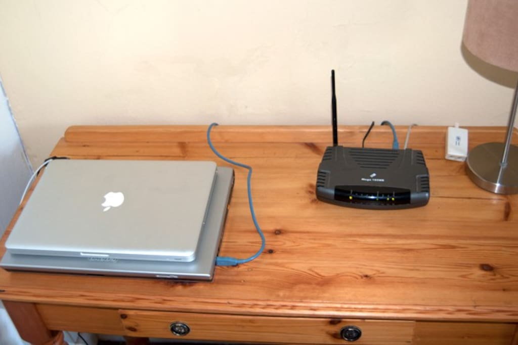 Broadband Router - Capped