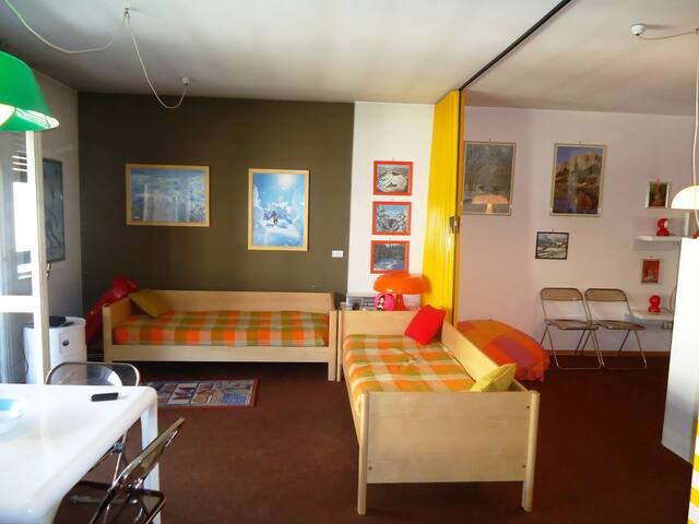 Comfort Apartament - Boscolungo - Apartment