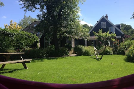 House with garden @ North Holland - Wijdenes