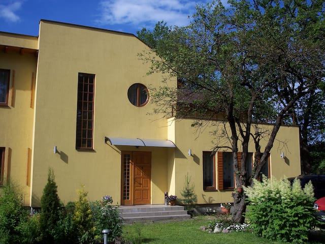 Holiday House in Riga - Riga - Huis