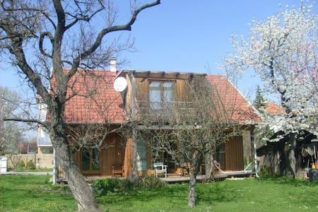 cute little wooden house - Sankt Andrä-Wördern