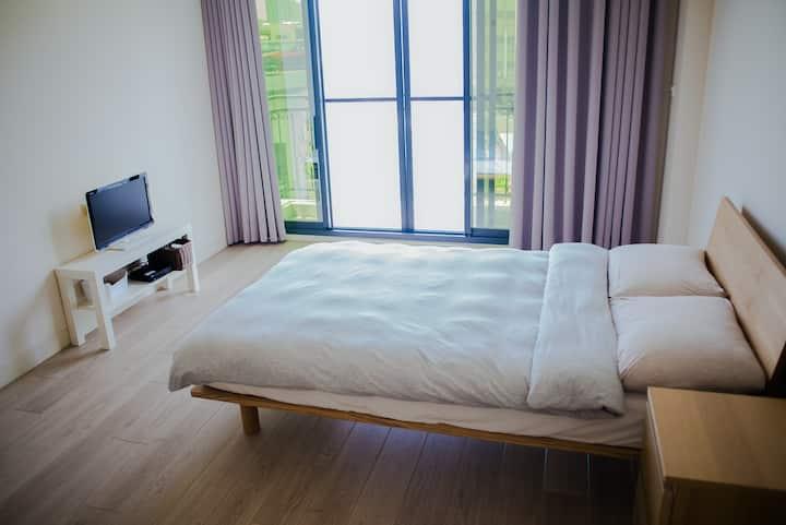 Tainan Finn House 2-3人房 4F