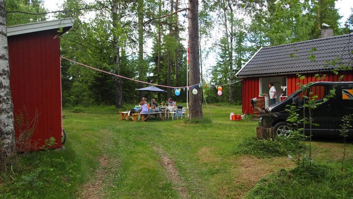 Real Norwegian cabin experience! Off-grid