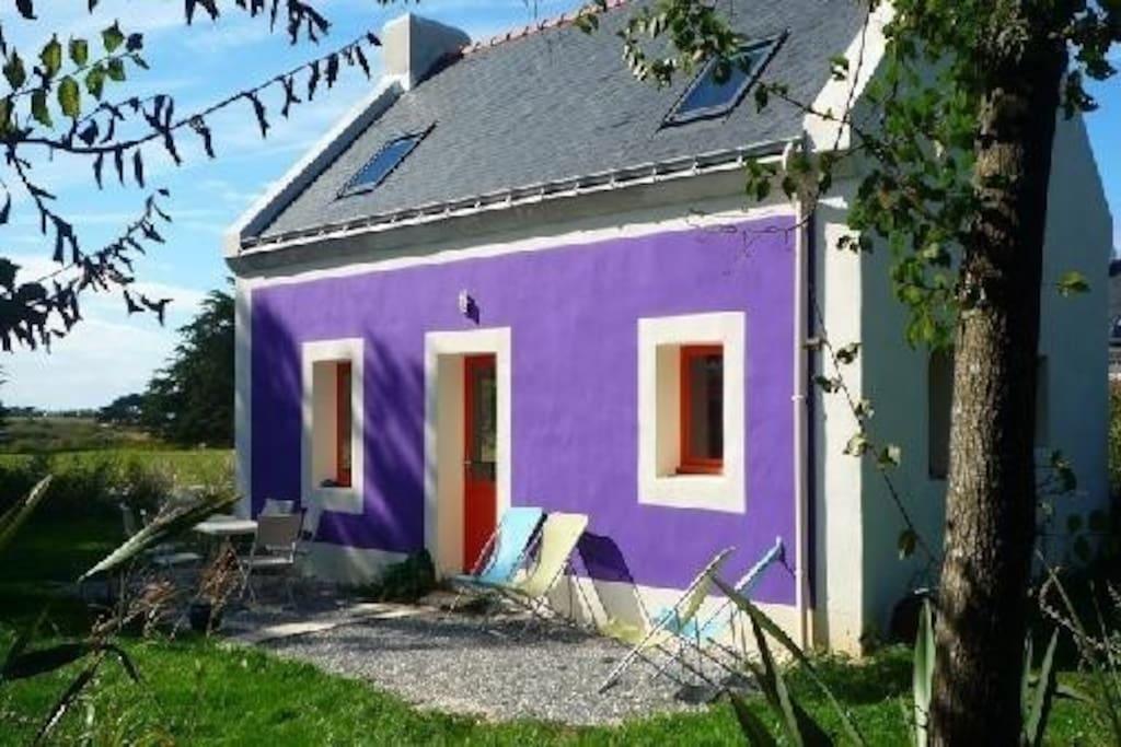 maison de charme belle ile en mer maisons louer sauzon bretagne france. Black Bedroom Furniture Sets. Home Design Ideas