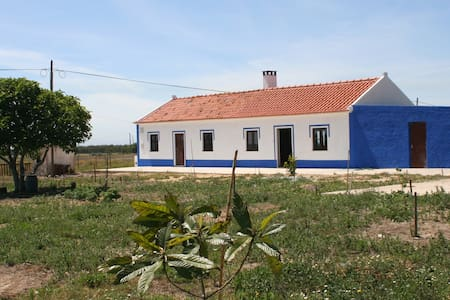 Eira Nova da Colmeia - Porto Covo - Σπίτι