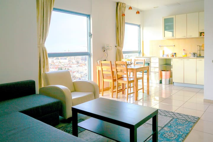 ★Heart Of Jerusalem/View Apartment★