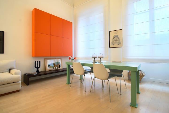 Appartamento di design a due passi dal Duomo