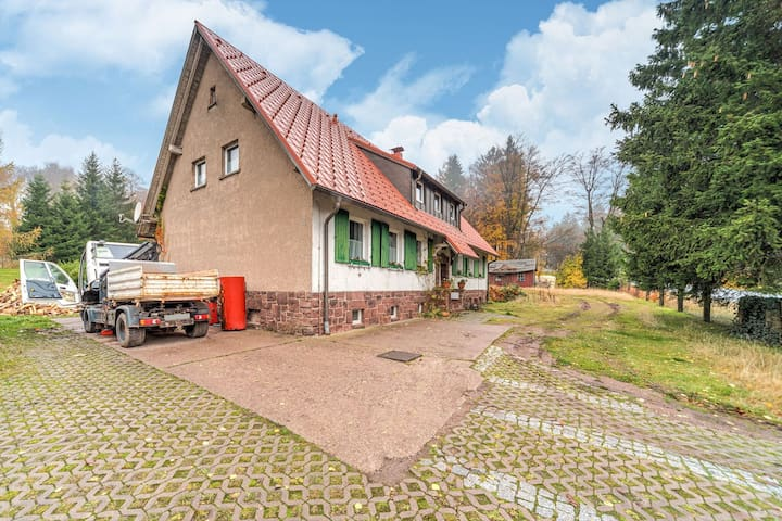 Cozy Apartment in Tabarz Germany in the Thuringian Forest