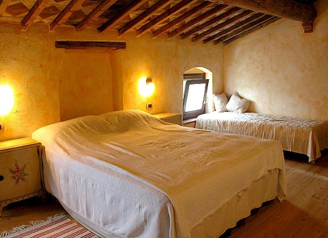 17th cent. Italian country house  - Soave - Bed & Breakfast