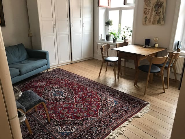 Two room apartment at the heart of SOFO