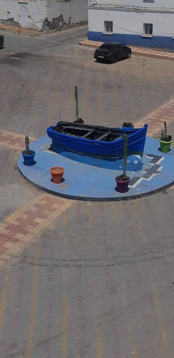 Place des Martyrs n ° 23, Sidi Ifni