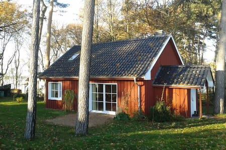 Schwedenhaus am Plauer See - Alt Schwerin