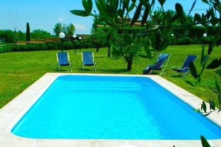 Countryside cottage near Rome, pool - Rome