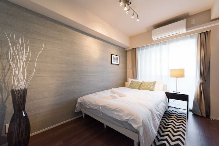 New!HotelQuality·Ginza area·5min to stn#Max4* 503*