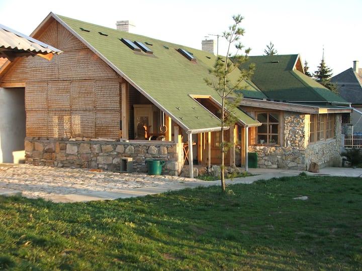 BényeLak - cozy cottage,Tokaj wine region, Hungary