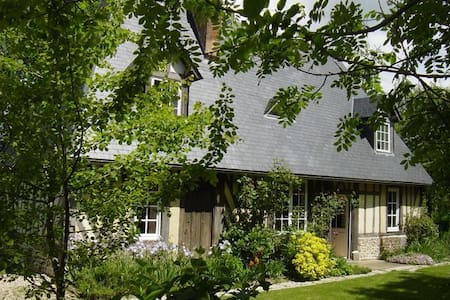 Charming holidays in Normandy ! - Thiberville - Casa