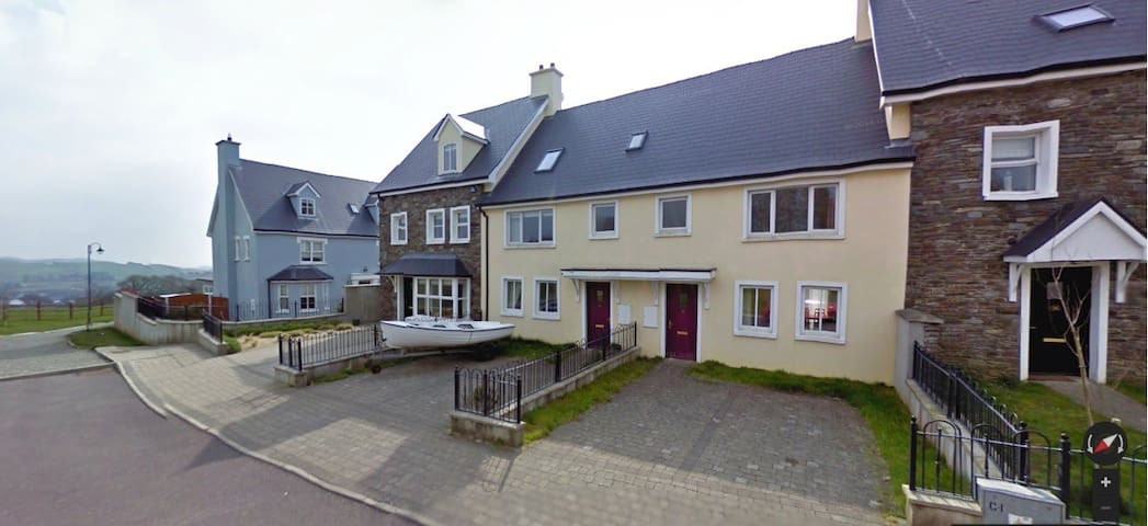 Spacious House in  West Cork - Castletownshend - Huis