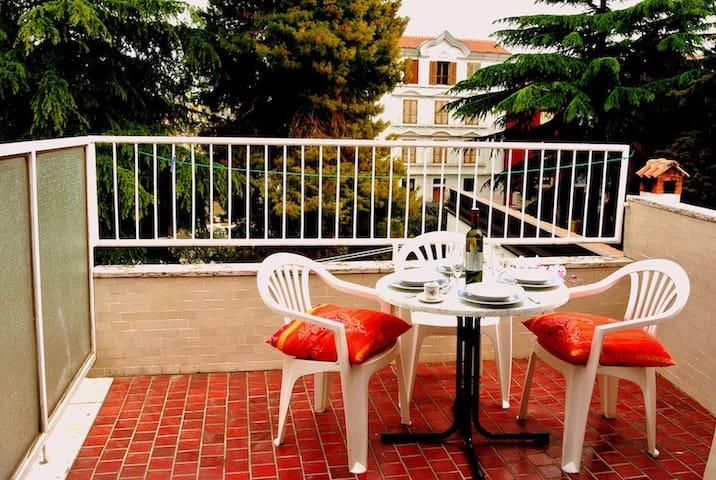 """Apartment """"Rose""""  Novigrad Croatia  - Novigrad - Apartemen"""