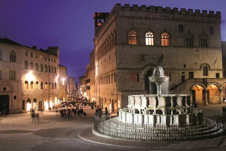In the center of Perugia - Perugia - Apartment