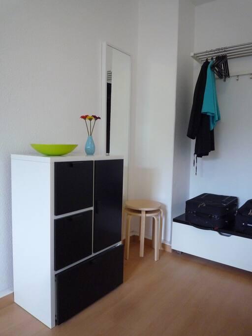 Zweibettzimmer / twin-bedroom