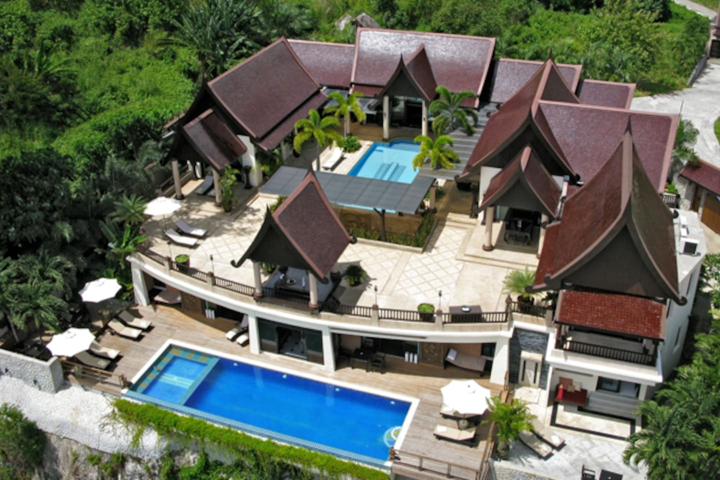 8 Bedroom Villa Baan Chang