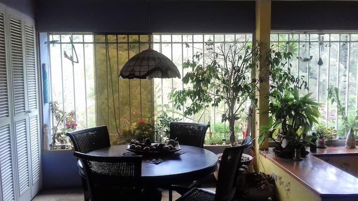 Acogedor apartamento cómodo, seguro y apacible