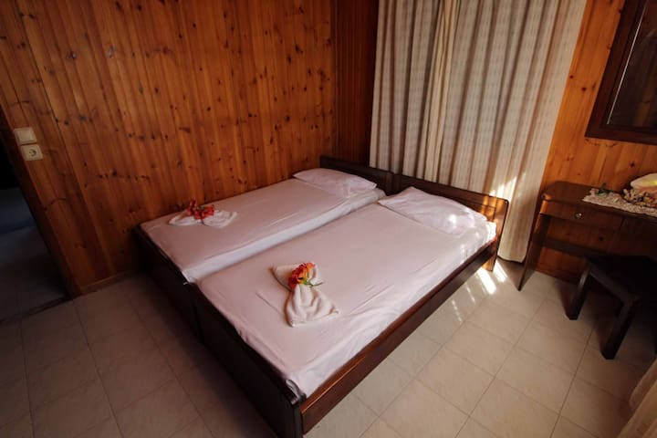 Katomeris Beach House bedroom 2