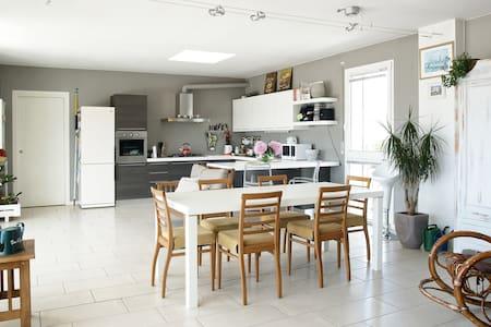 Stanza matrimoniale Zugliano - Zugliano - Bed & Breakfast