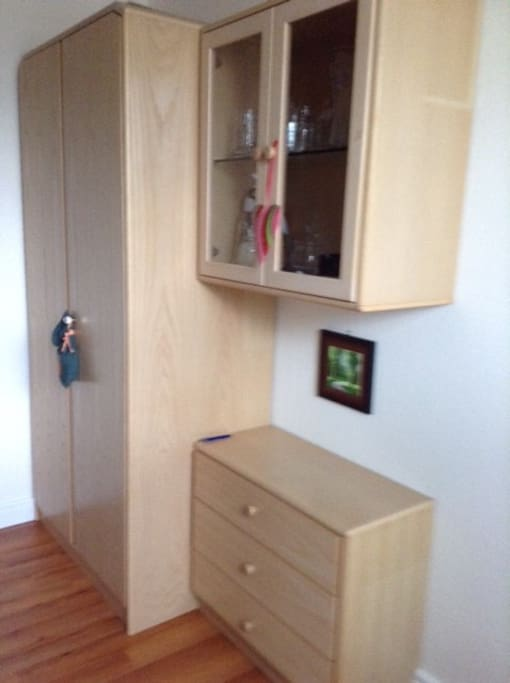 Your room: Wardrobe and cabinets