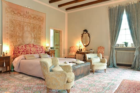 ROME VILLA WITH GARDEN ONLY 8 KM FROM ROME CENTRE - Roma