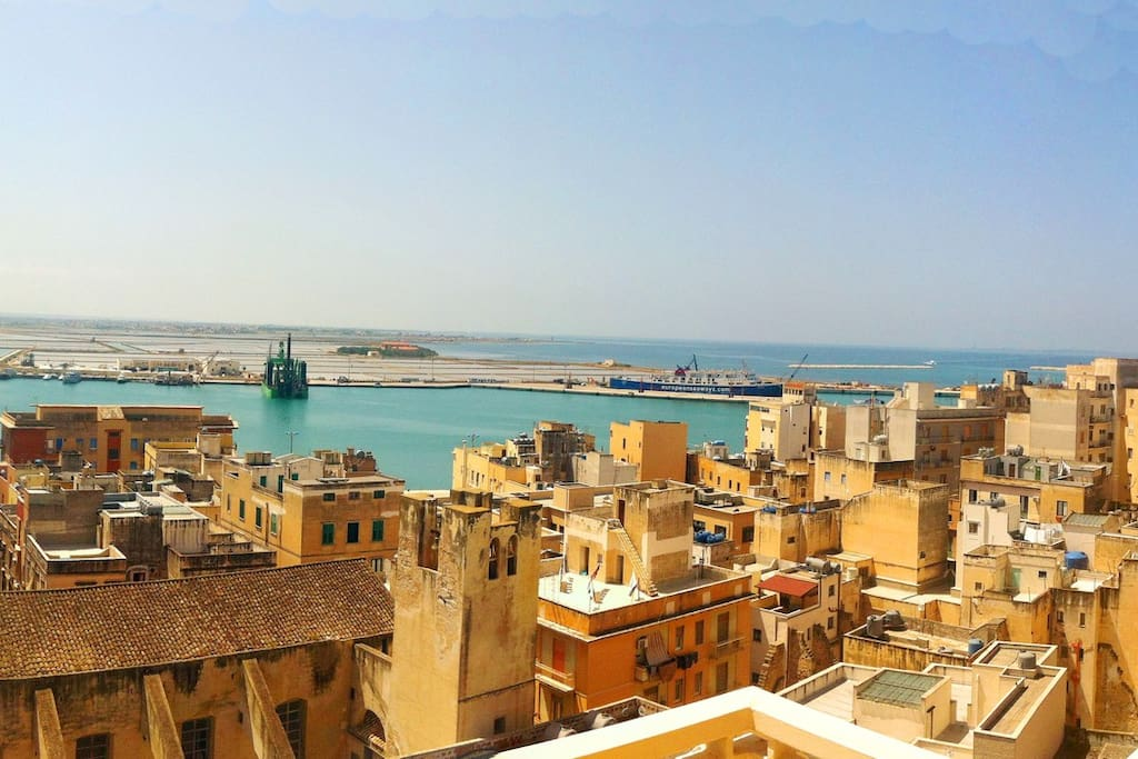 La terrazza di Maria - Trapani - Apartments for Rent in Trapani ...