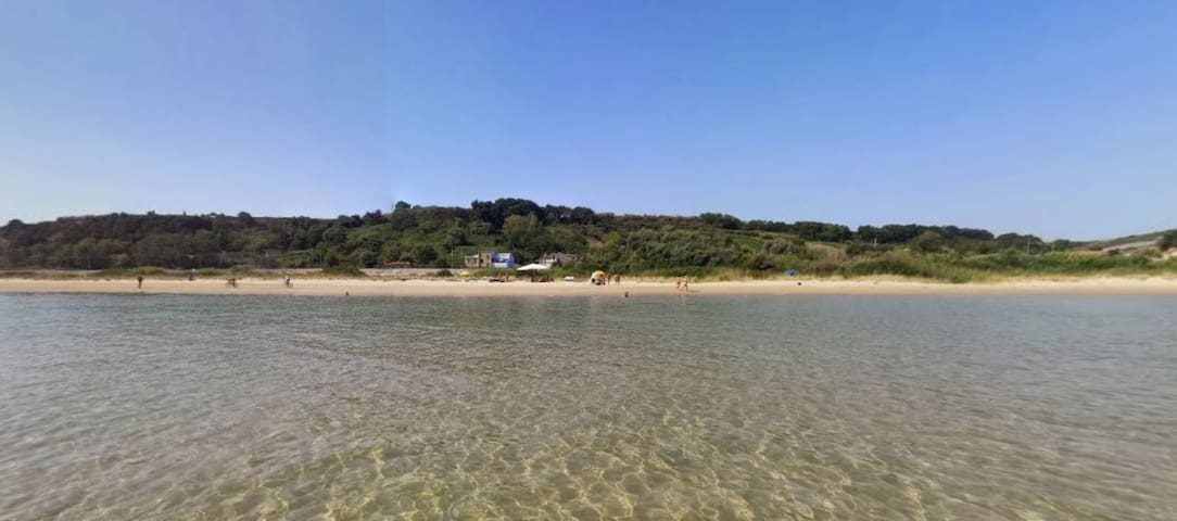 A pretty flat near the beach - Ortona - Apartamento