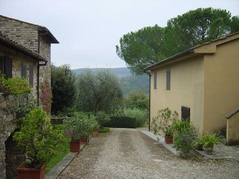 Un paradis dans le Chianti à deux pas de Florence
