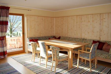 Schmiedhaus/Apartment Zellberg - Aschau im Zillertal - Appartement