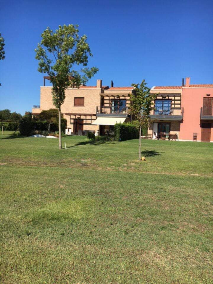 Case al golf Jesolo Venezia