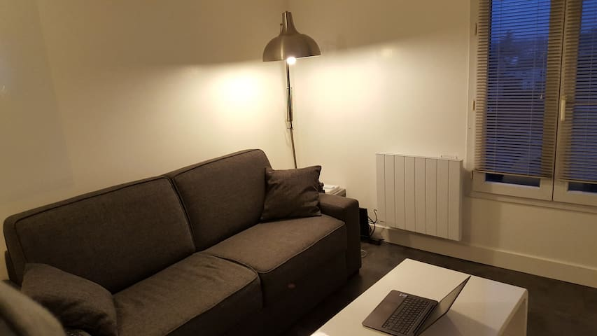 Studio cosy, parfait pour aller à La Défense/Paris - Houilles - Leilighet