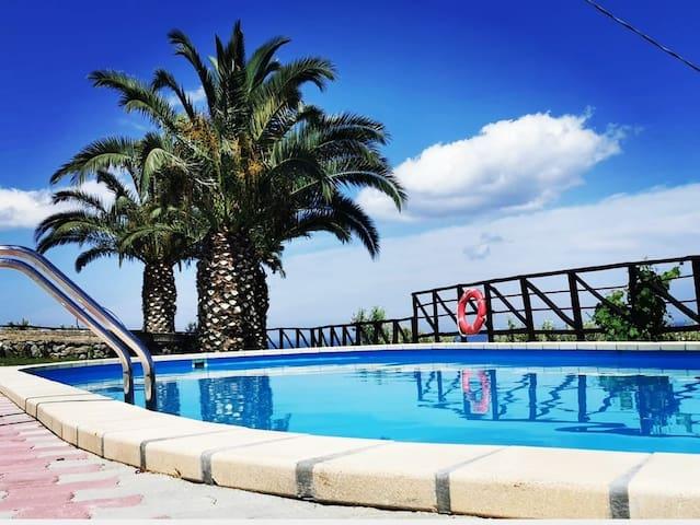 Villa Romeo - Pastore - con piscina