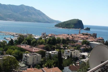 Studio-apartment near  the beach! - Budva