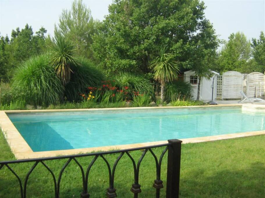 Spacieuse villa avec piscine houses for rent in les arcs for A la piscine translation