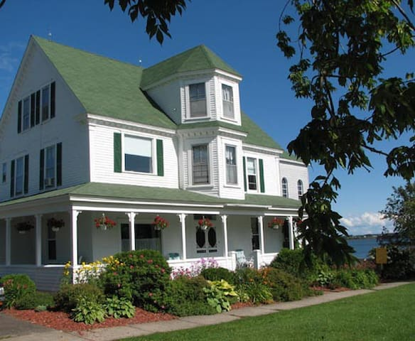 Auberge le Vieux Presbytere - Bouctouche - Bed & Breakfast