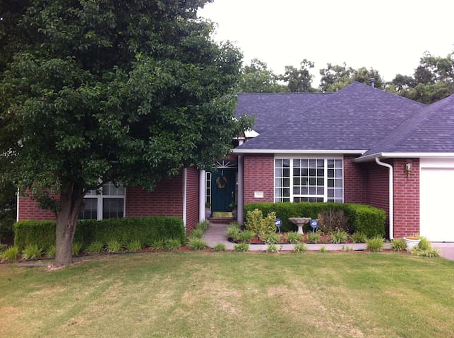 5 Bedroom Home for a quiet getaway - Springdale - Dom