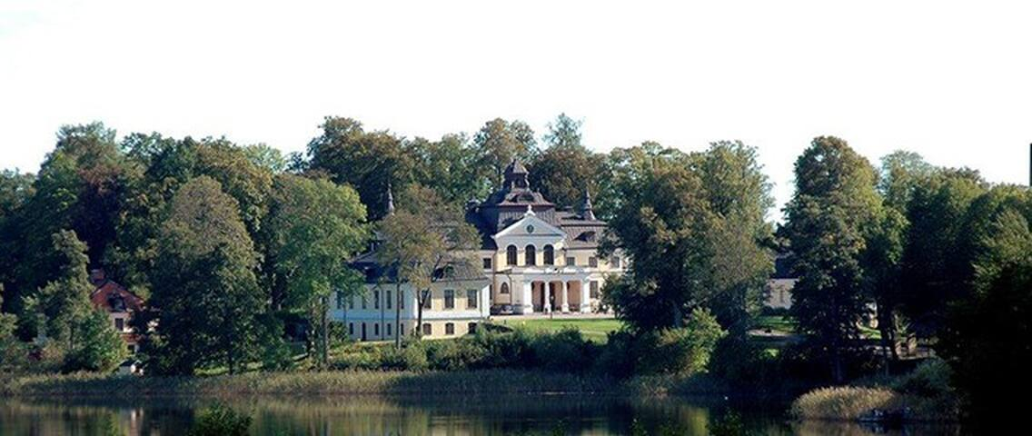 Sparreholm Castle - nature, museums and riding.