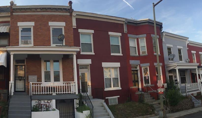 DC Living - cozy and close to all! - Washington - Apartamento
